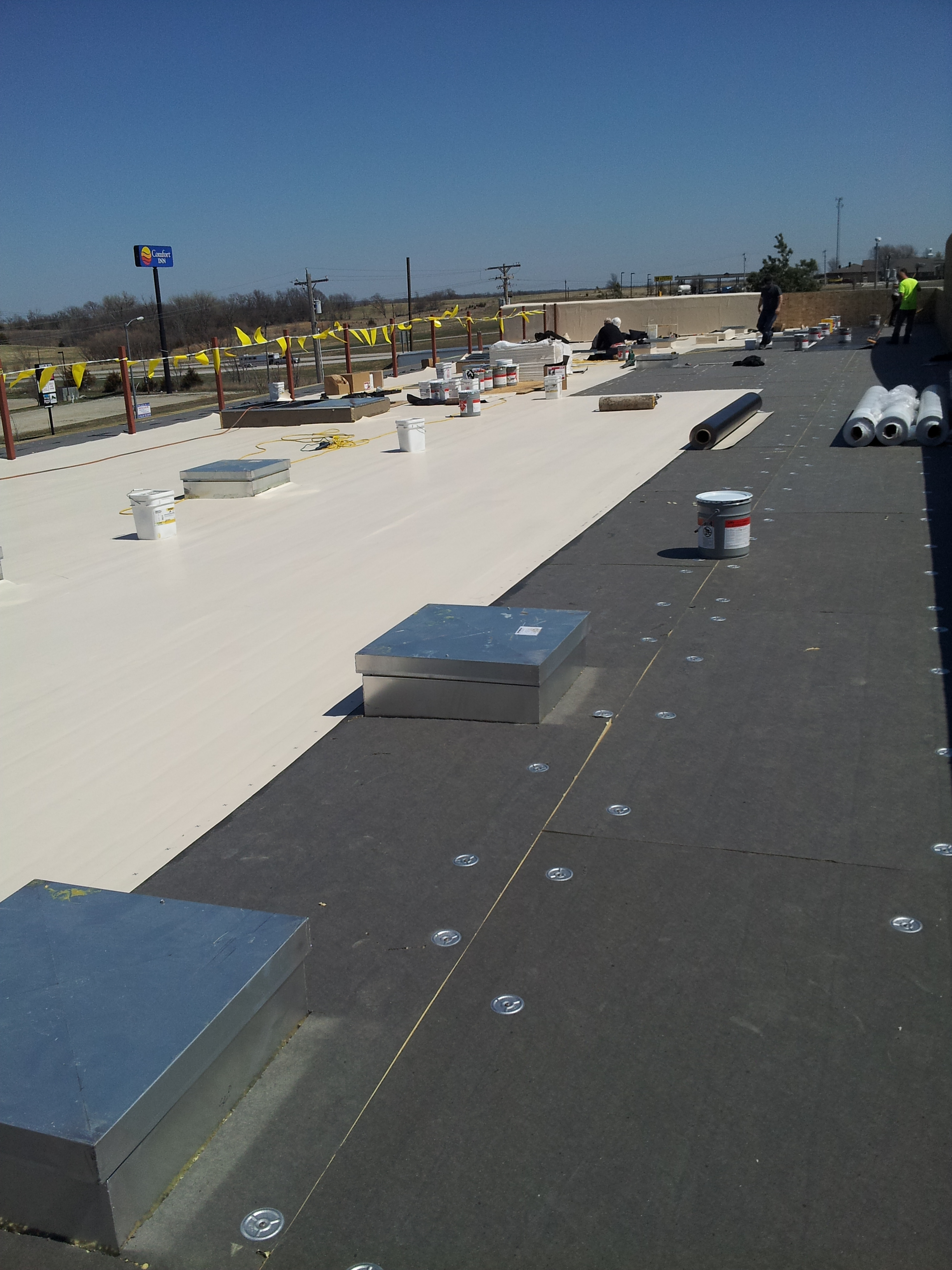 Nice Commercial Roof Services